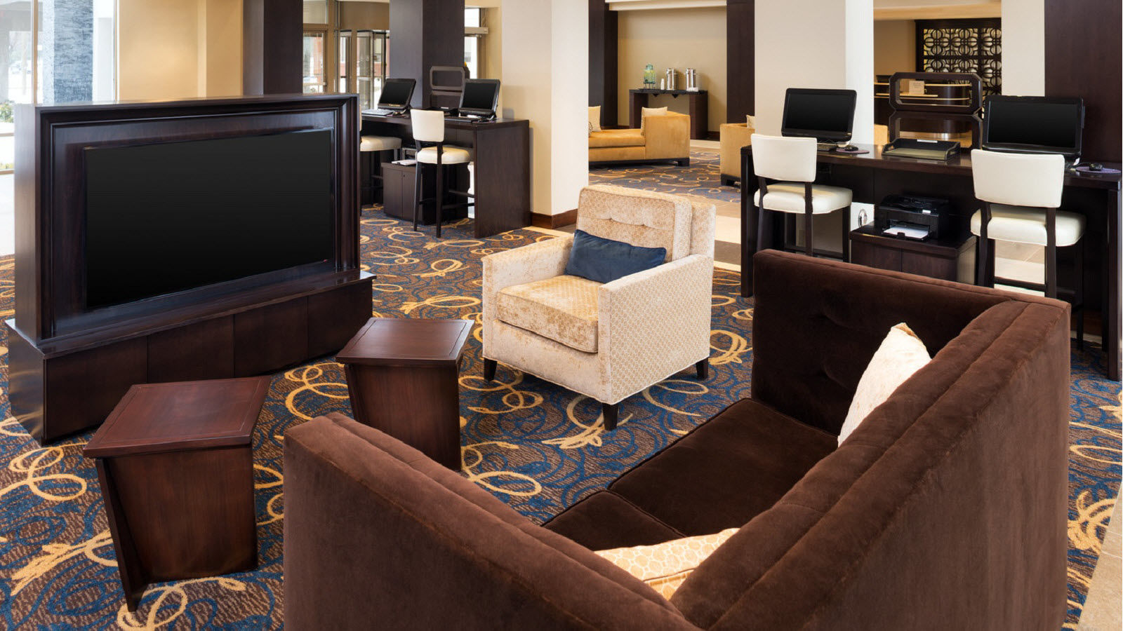 Hotel Features - Link@Sheraton