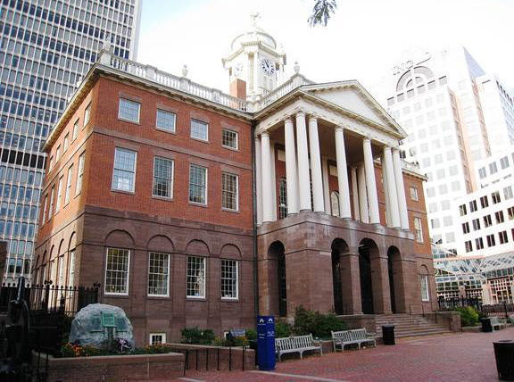 Things to Do in Hartford, CT - Old State House